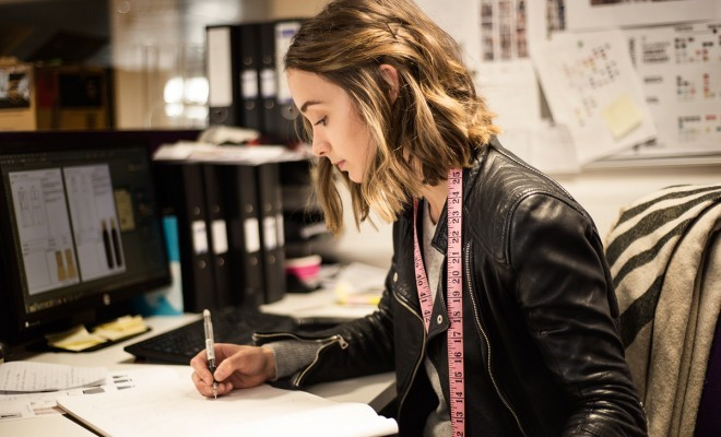 Young Fashion Designer Making Waves For A Big British Brand The Schools News Service